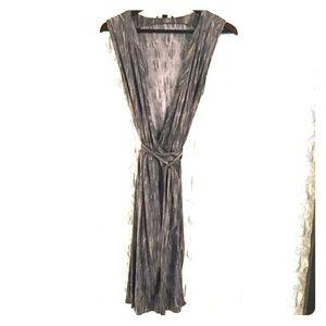 Women's BR wrap dress